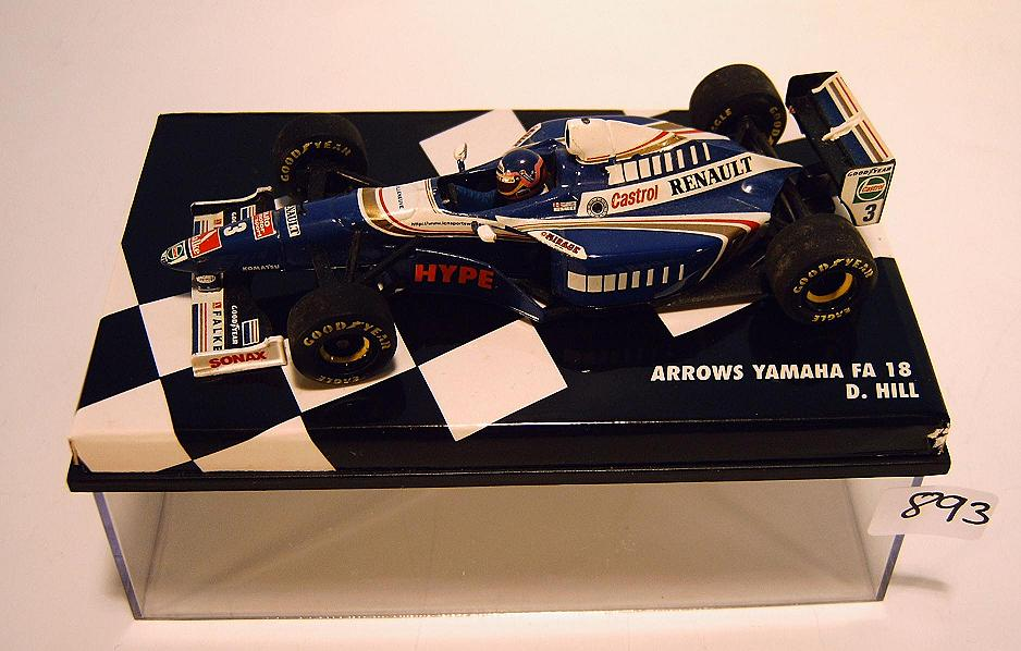 Minichamps-1-43-Arrows-Yamaha-FA-18-D-Hill-i-Box-893