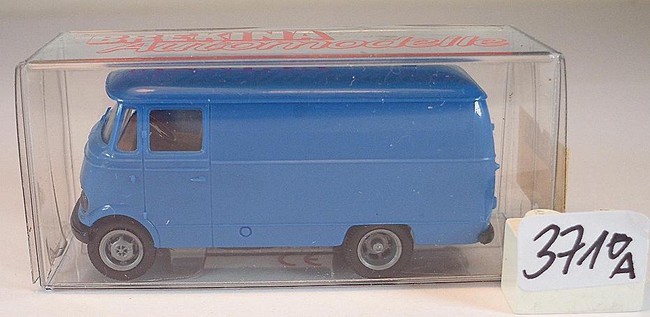 Brekina 1//87 Mercedes Benz L 319 Kasten Feuerwehr Gelnhausen OVP #4045